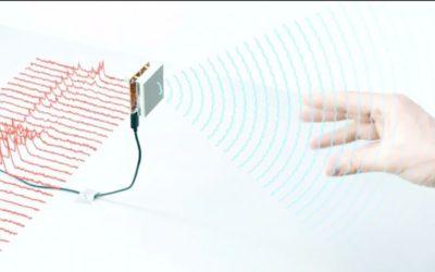 Sensor Ultrapreciso de Detección de la Mano
