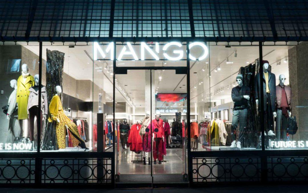Holoments @ MANGO Broadway st. NYC