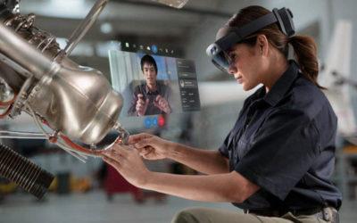 Hololens 2 – Hologramas Interactivos